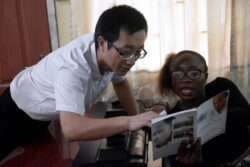 China to train South Sudanese doctors in Juba on Chinese language