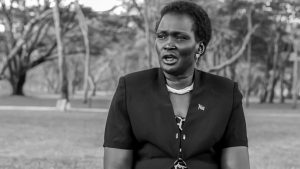 VP Nyandeng Garang