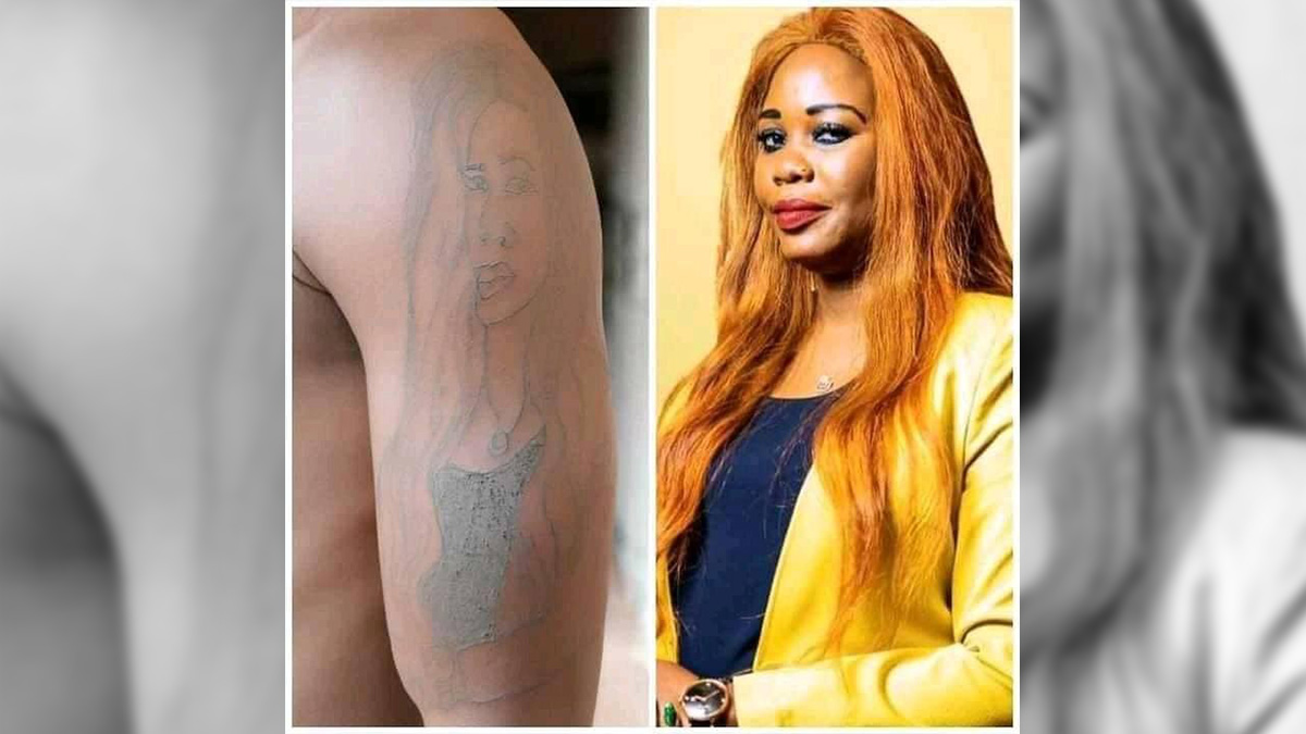 K2, Achai's manager stopped me from meeting Achai Wiir, boy who tattooed Achai's face on his arm claims
